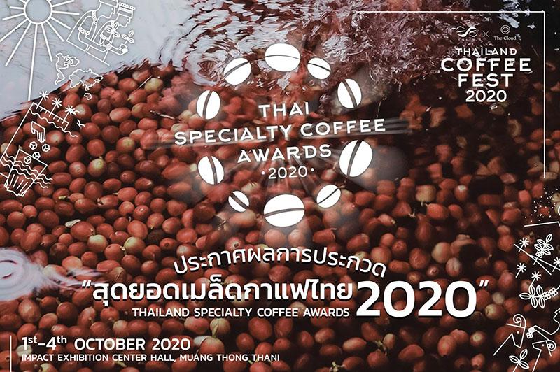 กาแฟบ้านแม่แจ๋ม ได้รับรางวัล 'สุดยอดเมล็ดกาแฟไทย 2020' ประเภท Natural Process